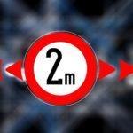 2meter-Abstand