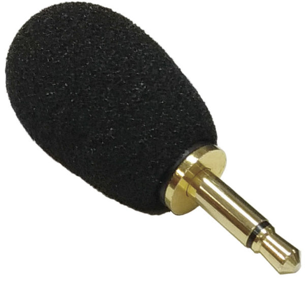 CityGuide-Plug-In-Ansteckmikrofon