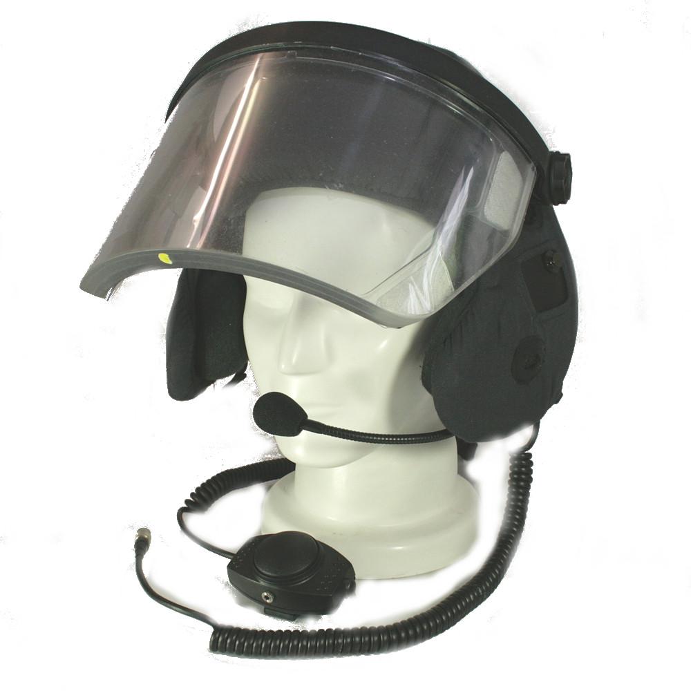 Einsatzhelm-mit-Sprechgarnitur
