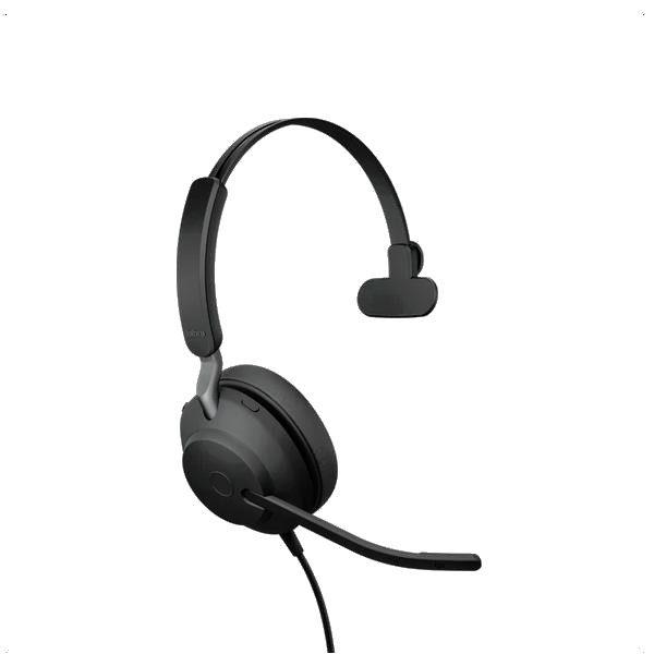 Jabra-Evolve2-40-UC-MS-kabelgebunden-einseitig-PC