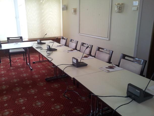 Konferenzanlage-Diskussionsanlage