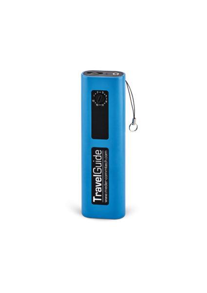 Meder-TravelGuide-Empfaenger-blau