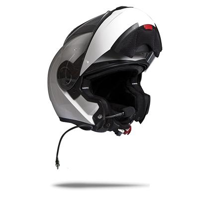 Motorradhelmkommunikation-Titan