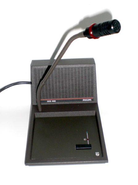 Philips-CCS400-Konferenzanlage