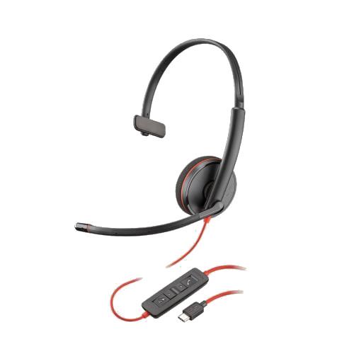 Plantronics-Blackwire-3210-USB-kabelgebunden-einseitig2