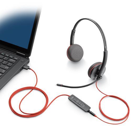 Plantronics-Blackwire-3225-USB-Klinke-kabelgebunden-doppelseitig3
