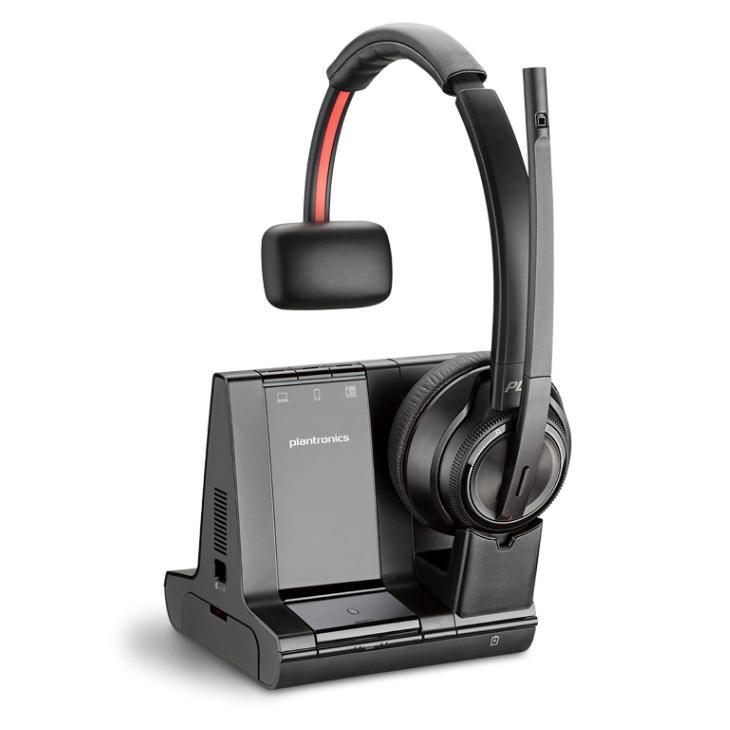 Plantronics-Savi-8210-USB_Klinke_Telefon-kabellos-einseitig
