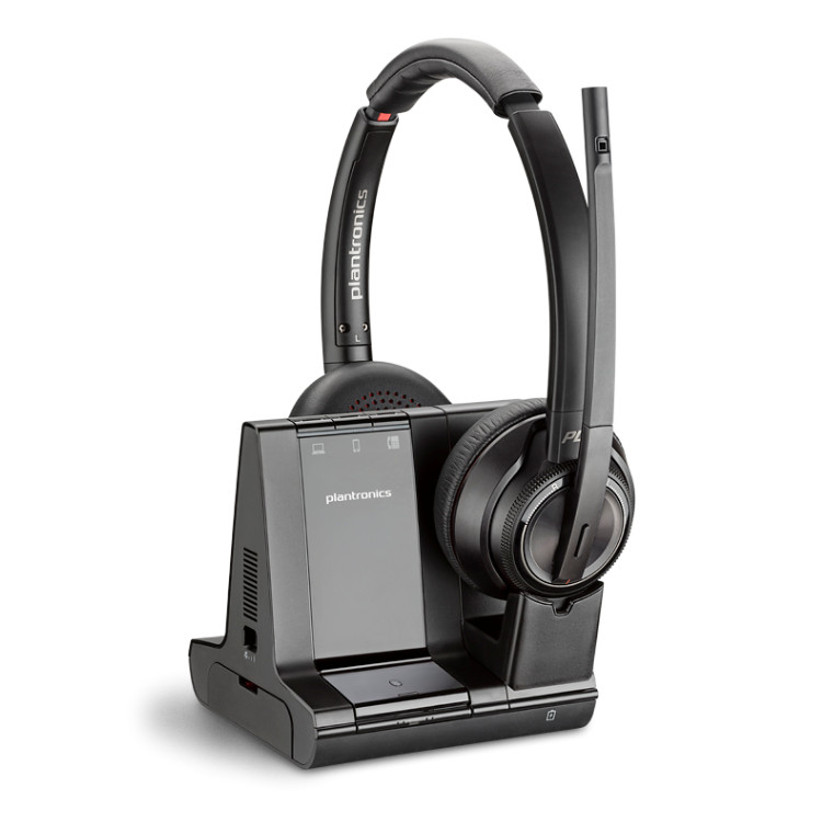 Plantronics-Savi-8220-USB_Klinke_Telefon-kabellos-doppelseitig