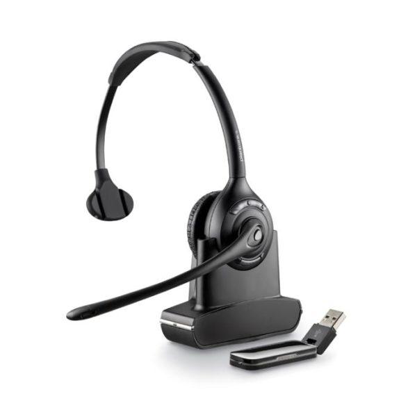 Plantronics-Savi-W410-USB-drahtlos-einseitig