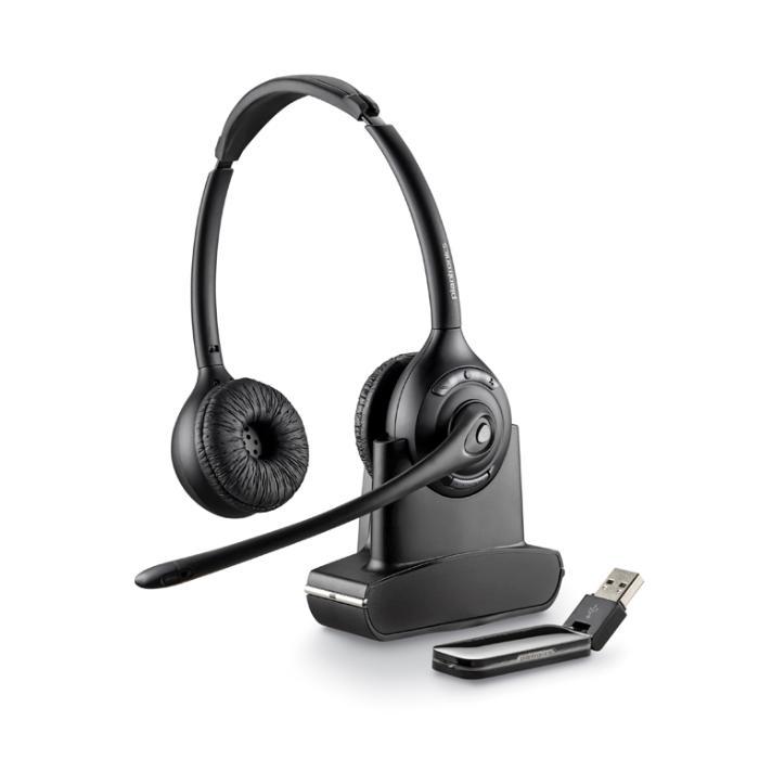 Plantronics-Savi-W420-USB-drahtlos-doppelseitig