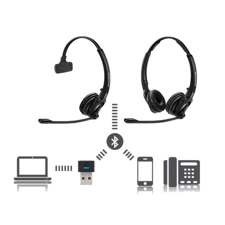 Sennheiser-MB-Pro1-2-UC-ML-Handy-USB-drahtlos-einseitig-doppelseitig