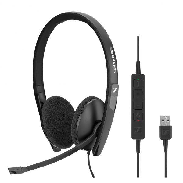 Sennheiser-SC-160-USB-kabelgebunden-binaural