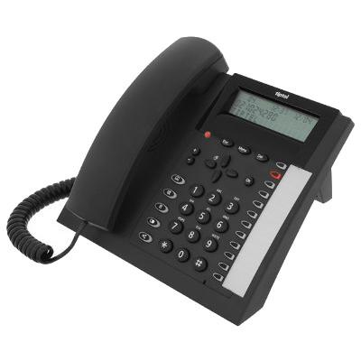 Telefonapparat-Symbolfoto