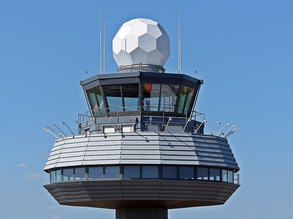 Tower-Flughafen