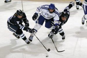 Actionbild-Eishockey