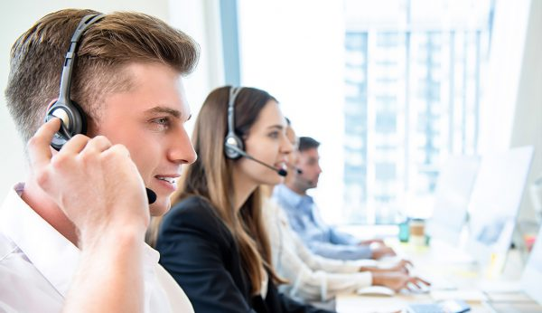Headsets zum Telefonieren Büro