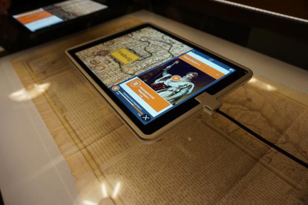 shoutr labs-Augmented-Reality-Station-im-Deutschen-Historischen-Museum-Berlin